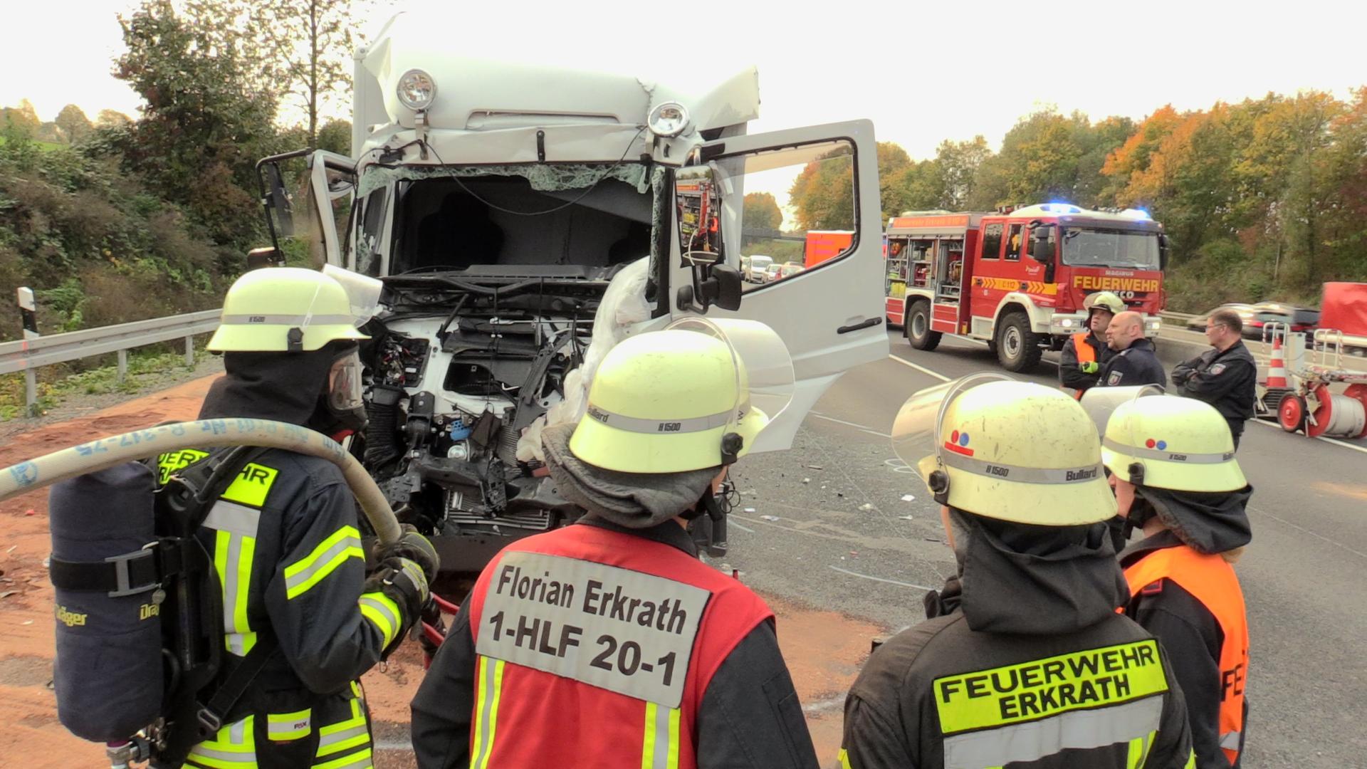 Unfall Burscheid Heute