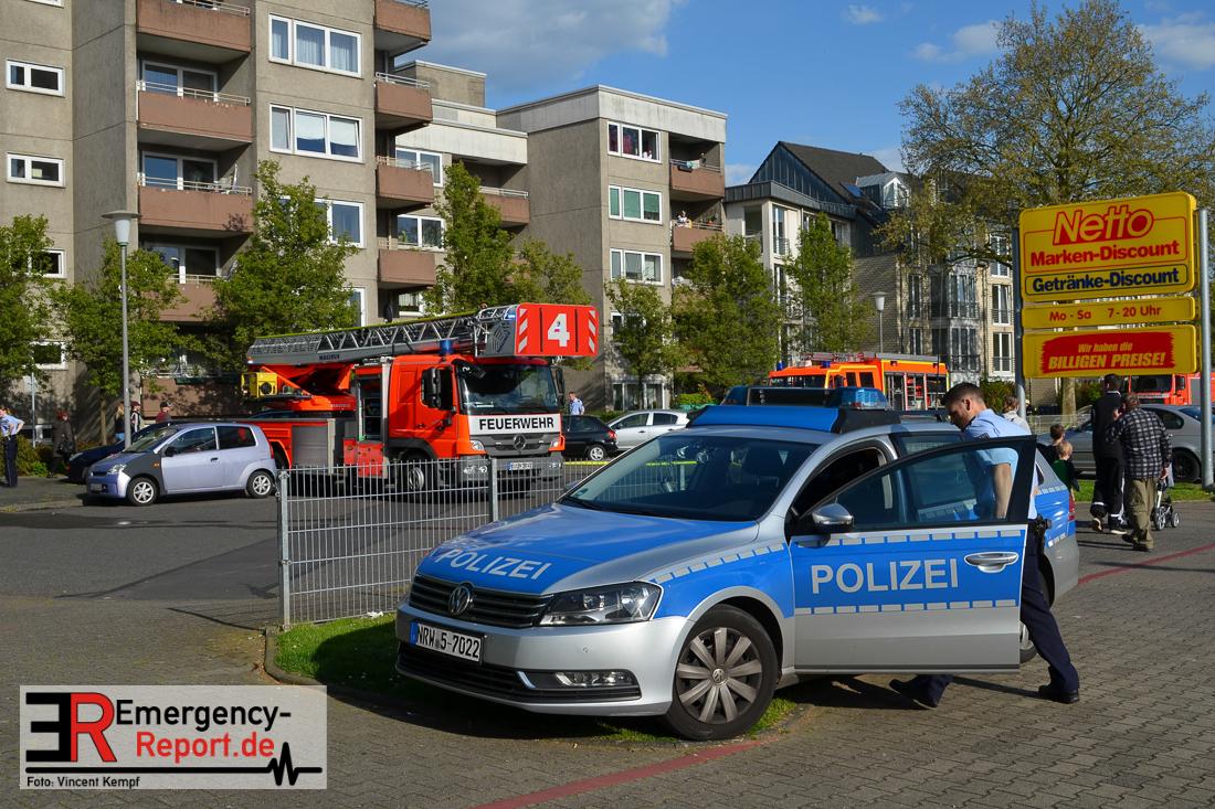 04.05.2016 – Köln Bilderstöckchen – Küchenbrand in Mehrfamilienhaus ...