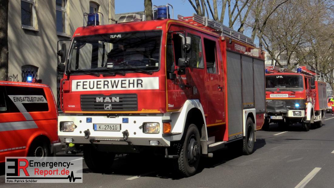 Feuerwehr Dellbrück