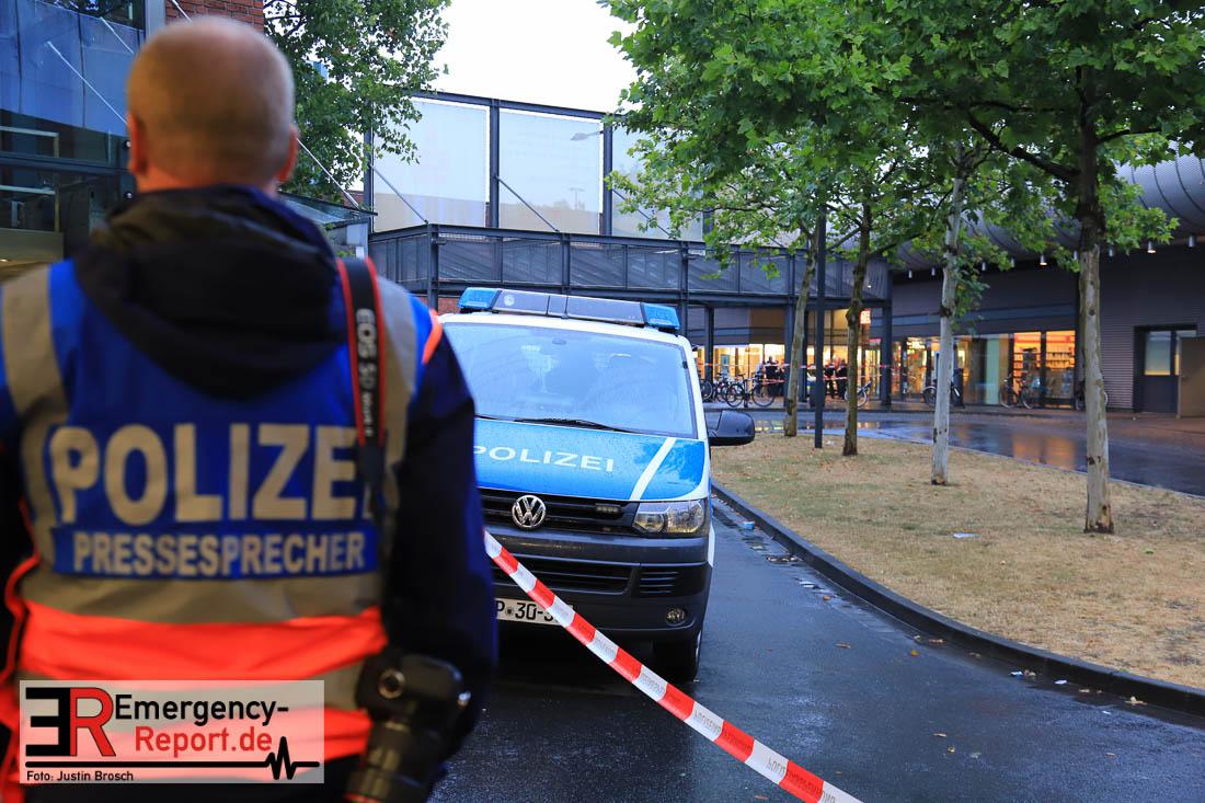 Gelsenkirchen Polizeieinsatz