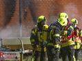 11.04.2021 - Jüchen - Brennender PKW und Unrat