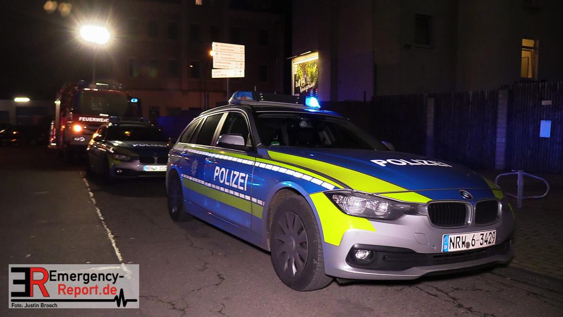 13122018 Essen Kray Schwerer Verkehrsunfall In Einer 30er Zone