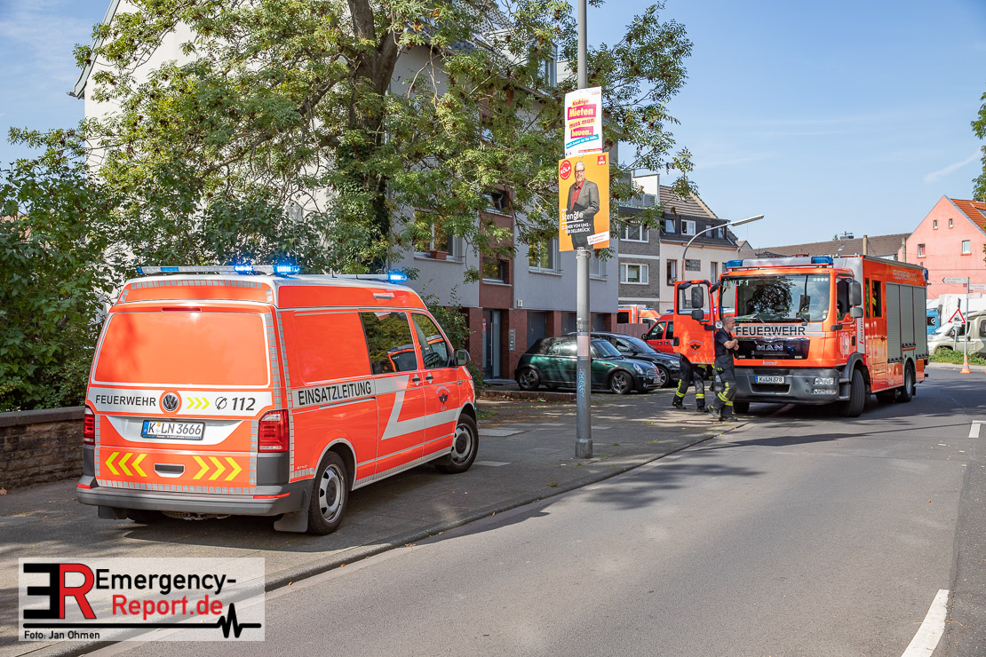 Polizei Köln Dellbrück