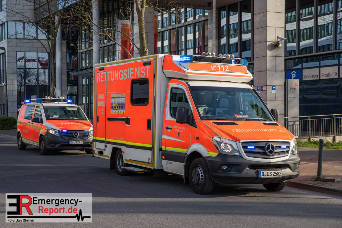 Polizei Düsseldorf Oberbilk