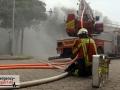 Großbrand in Bochum