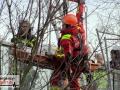 Höhenretter im Einsatz: Frau stürzt in Schacht neben Jahrhundert