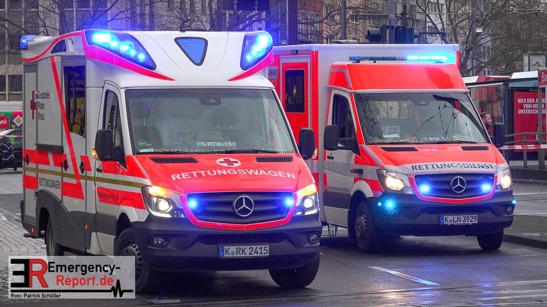 Rosenmontag Köln Unfall