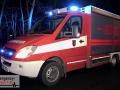 Schwerer Unfall: Auto krachte gegen einen Baum - Fahrer erlitt s