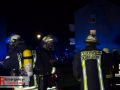 26.01.2016 - Düsseldorf Heerdt - Zimmerbrand mit Menschenrettung