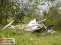 26.05.2021 - Grefrath - Flugzeugabsturz