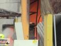 Großeinsatz: Lagerhalle im Vollbrand mit massiver Rauchentwicklu