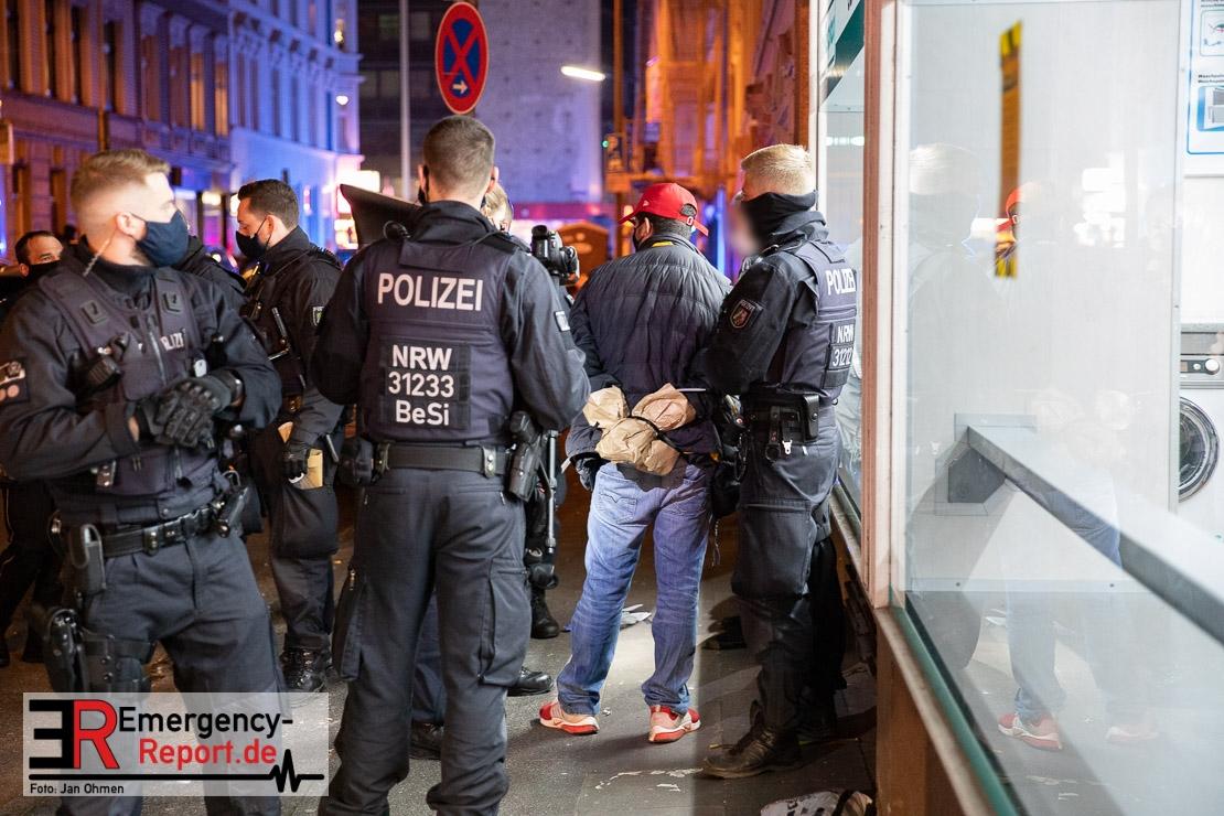 Polizeieinsatz Köln Nippes Heute