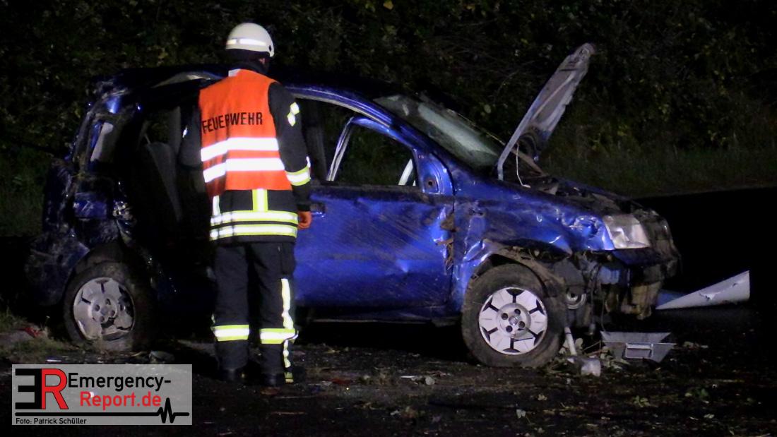 Unfall Rheindorf