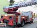 Balkonbrand im 1. OG eines Mehrfamilienhauses - Feuerwehr verhin