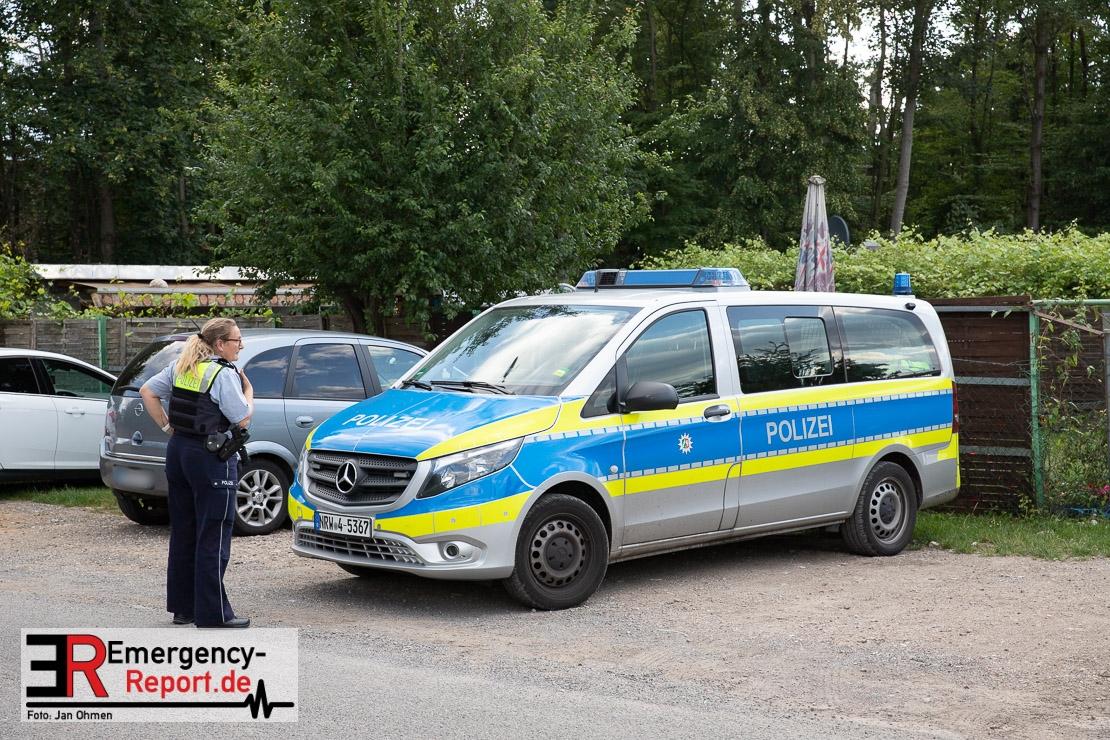 Polizei Köln Porz
