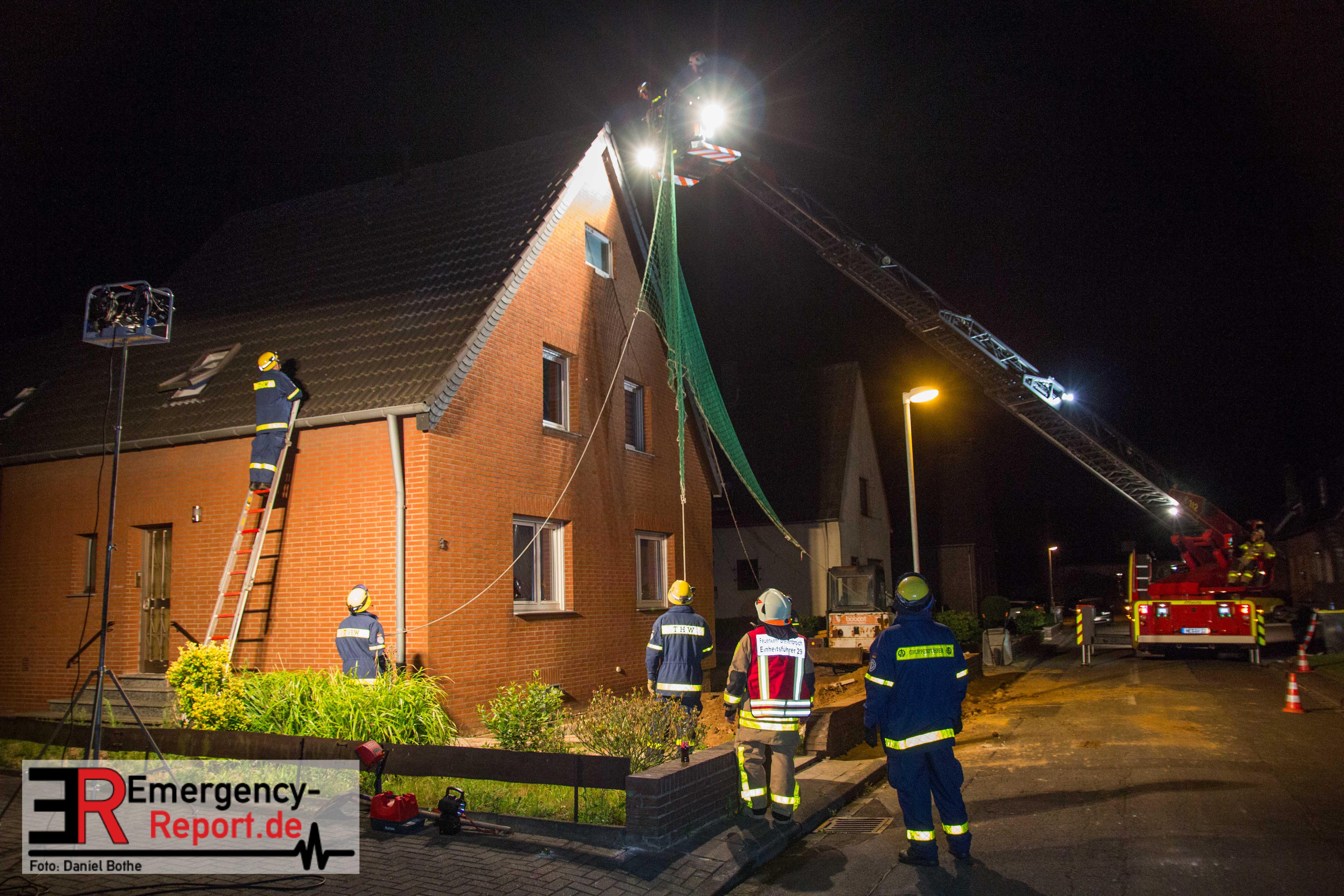 Grevenbroich - Haus einsturzgefährdet