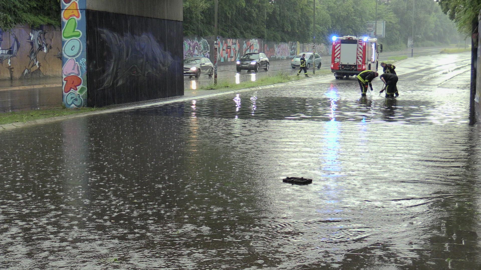 Wetter Duisburg Heute